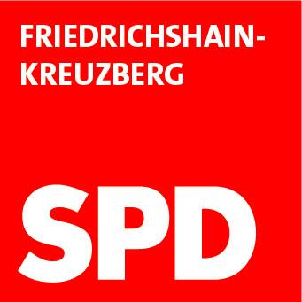 Logo der SPD Friedrichshain-Kreuzberg